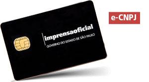 e-CNPJ A3 - Cartão inteligente (ME)